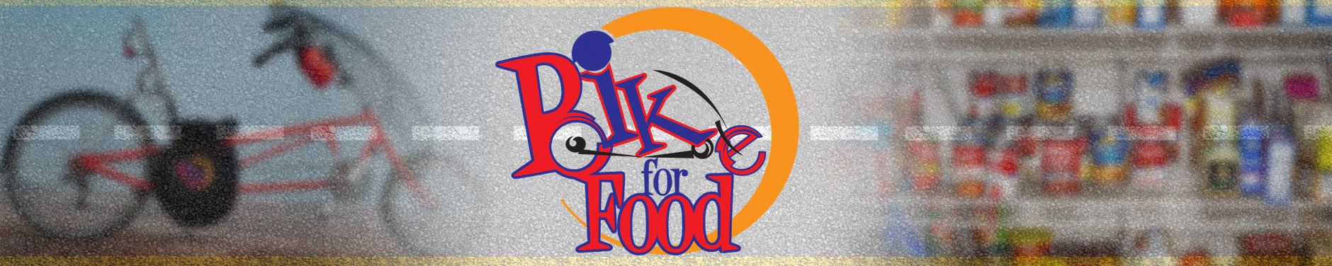 Bike For Food Pantries